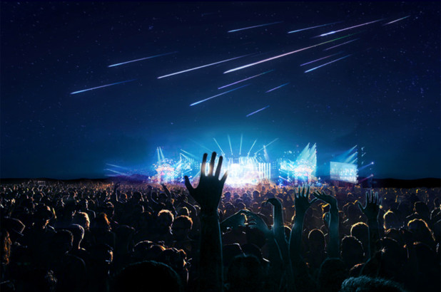 Astro Live Experiences Is All Set To Provide A Fake Meteor Shower