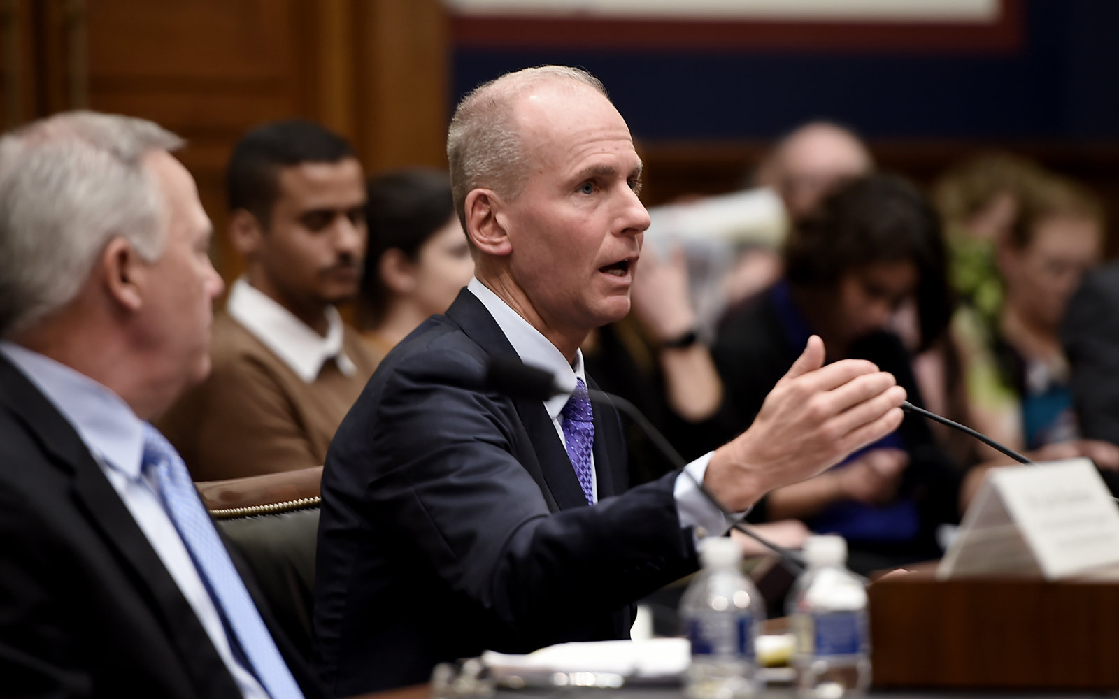 Boeing CEO, Dennis Muilenburg, Apologizes To Victims' Families