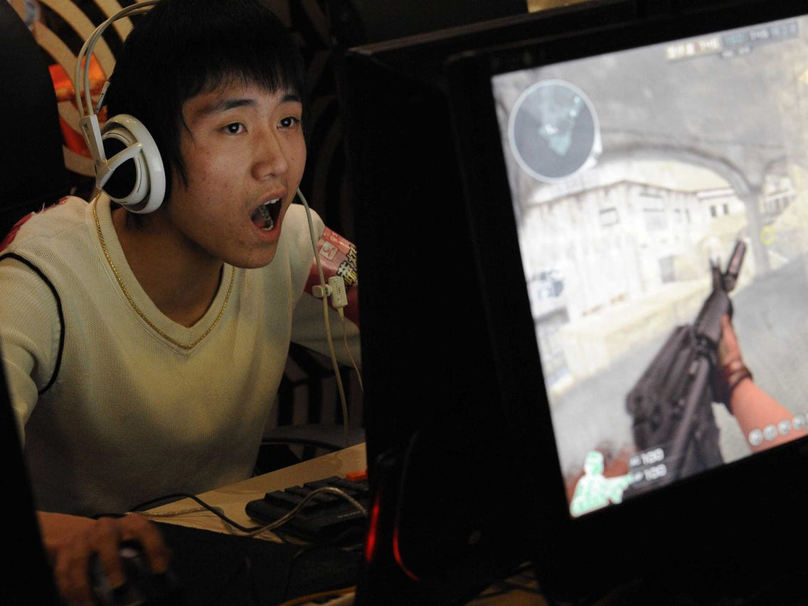 China Is Banning Gamers Under 18 Years Of Age After 10 PM