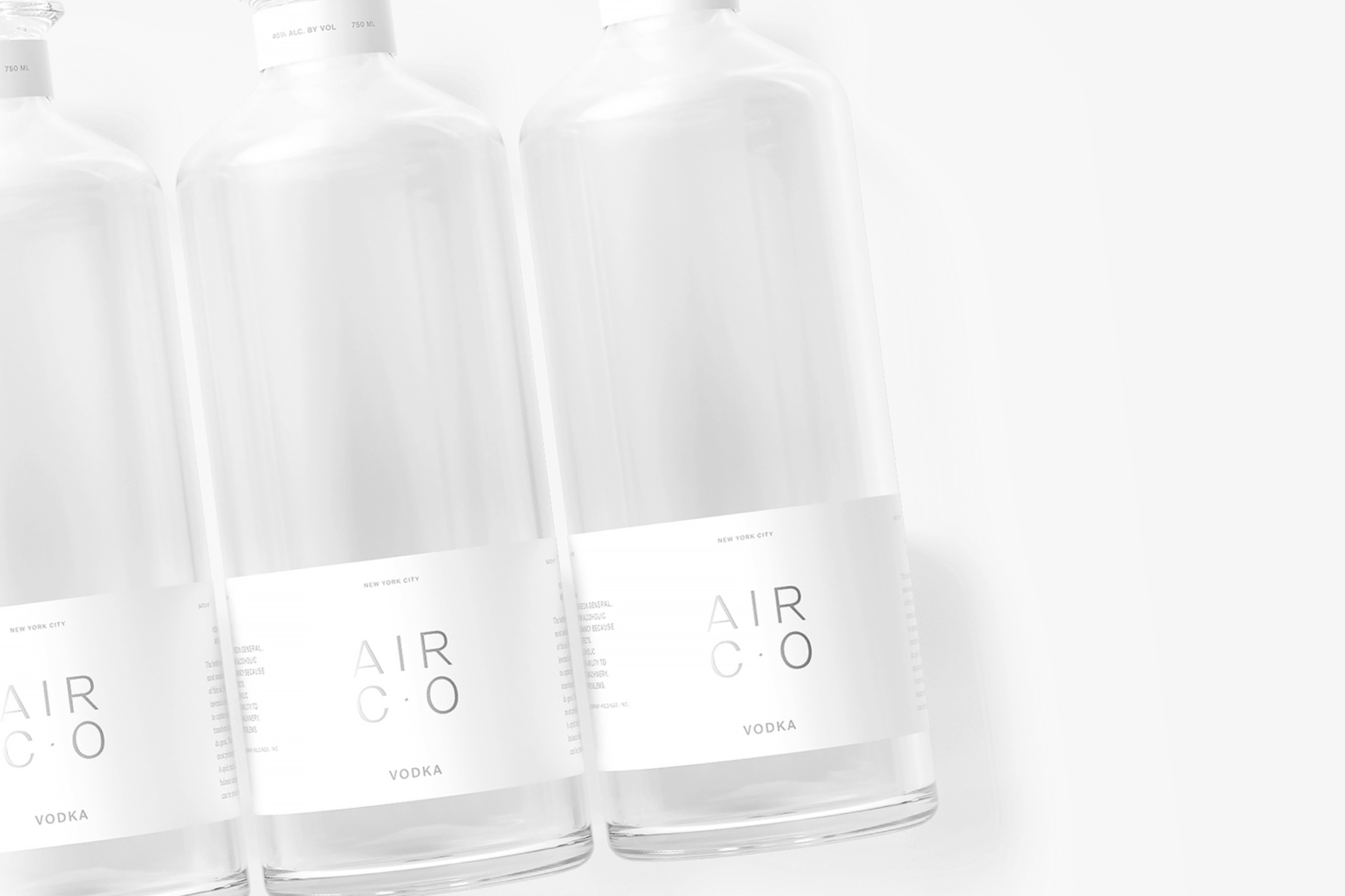 Air Co. Has Literally Created Vodka Out Of Thin Air Using CO2