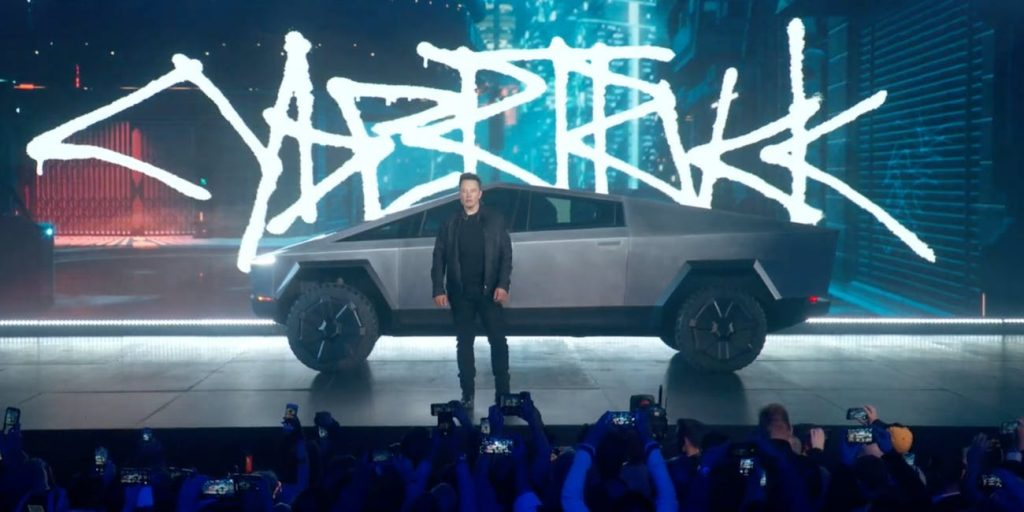 Elon Musk Has Explained Why The Cybertruck Is Designed This Way