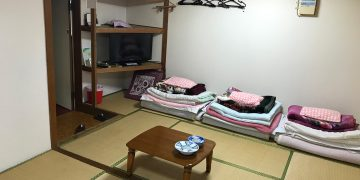 Business Ryokan Asahi Charges $1 Per Night But With A Catch