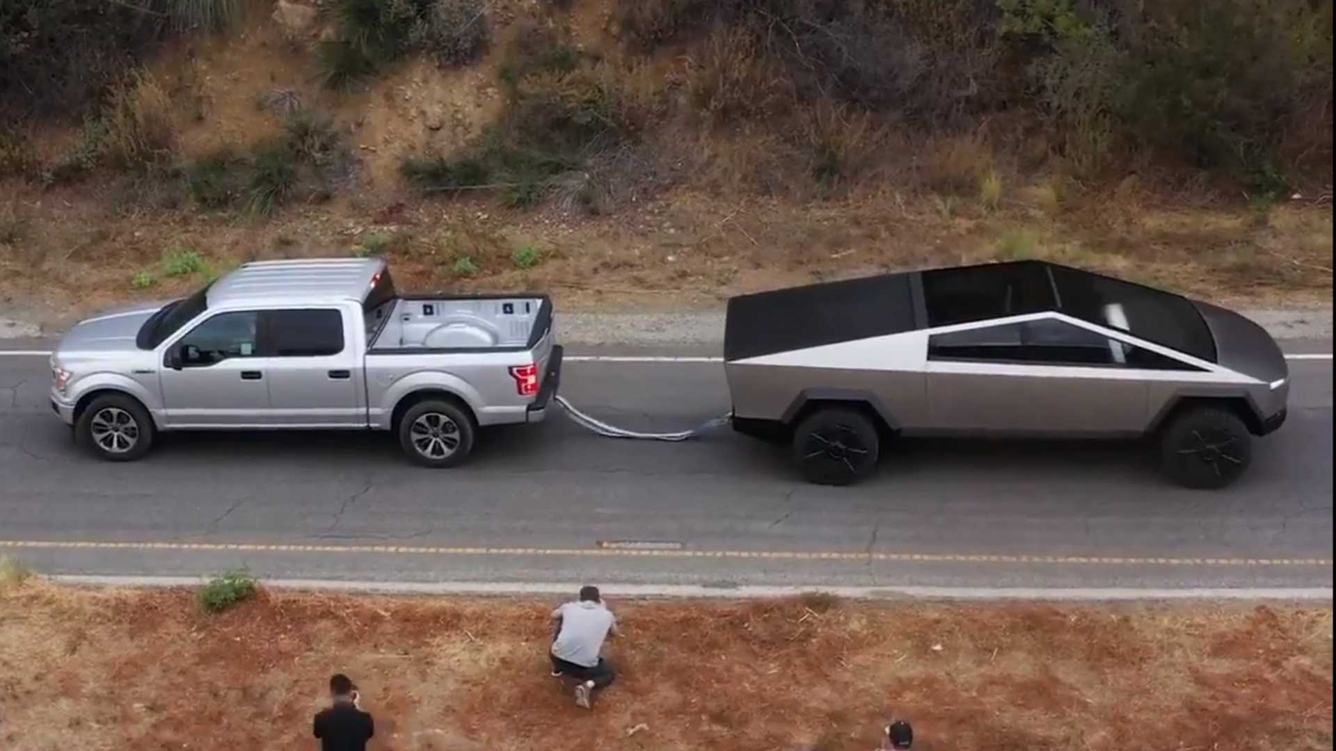 This Is Why Cybertruck Pulling F-150 Was Not Accurate