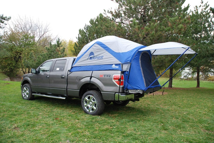 10 Best Truck Tents For Ford-150