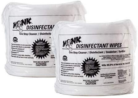 10 Best Disinfectant Wipes for Coronavirus