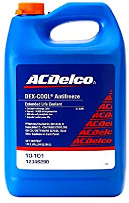 Engine Coolant Antifreeze Recochem 86-184BOEMH