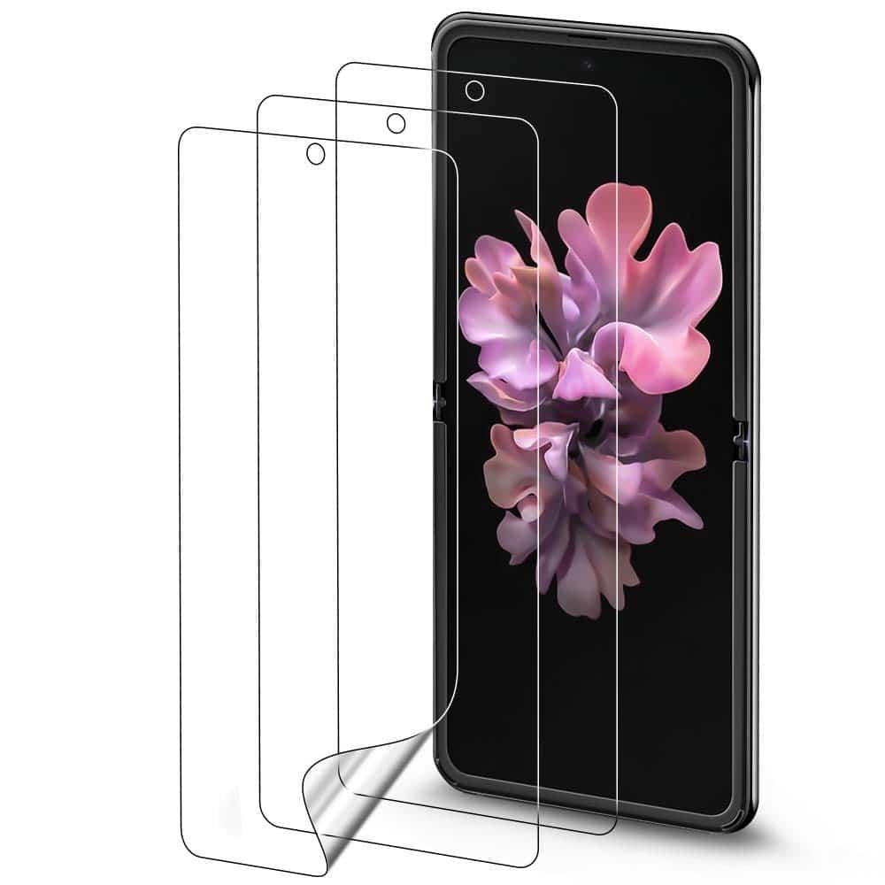 10 best screen protectors for Samsung Galaxy Z Flip