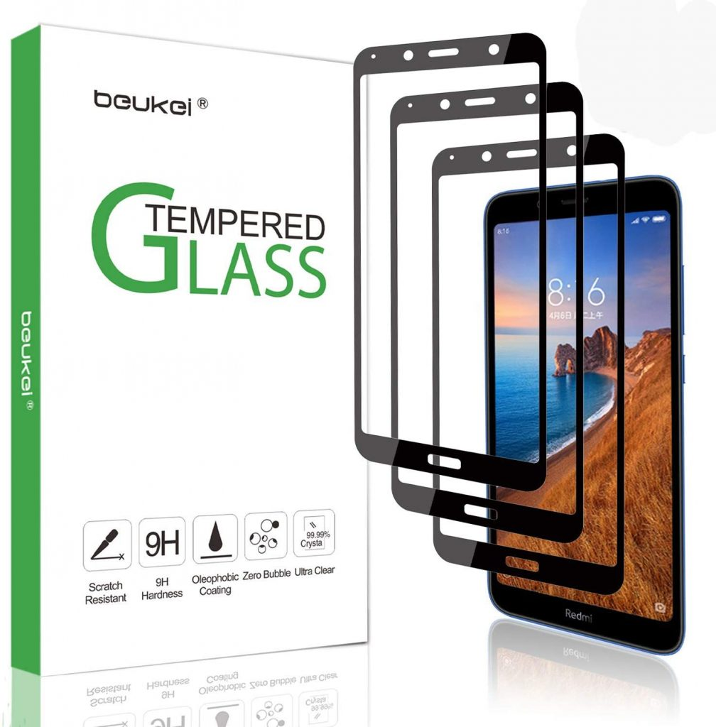 10 best screen protectors for Xiaomi Redmi 7A