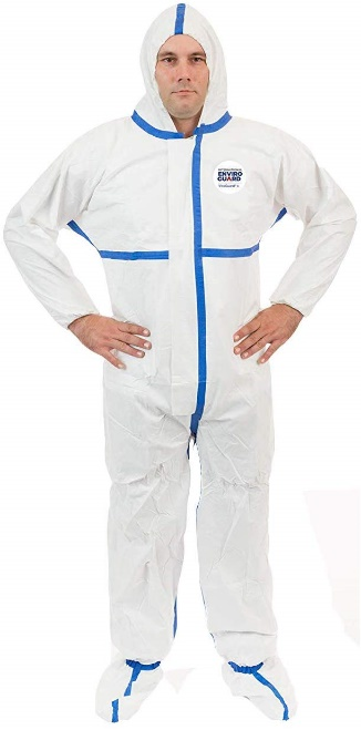 10 BEST PROTECTIVE SUITS FOR CORONAVIRUS