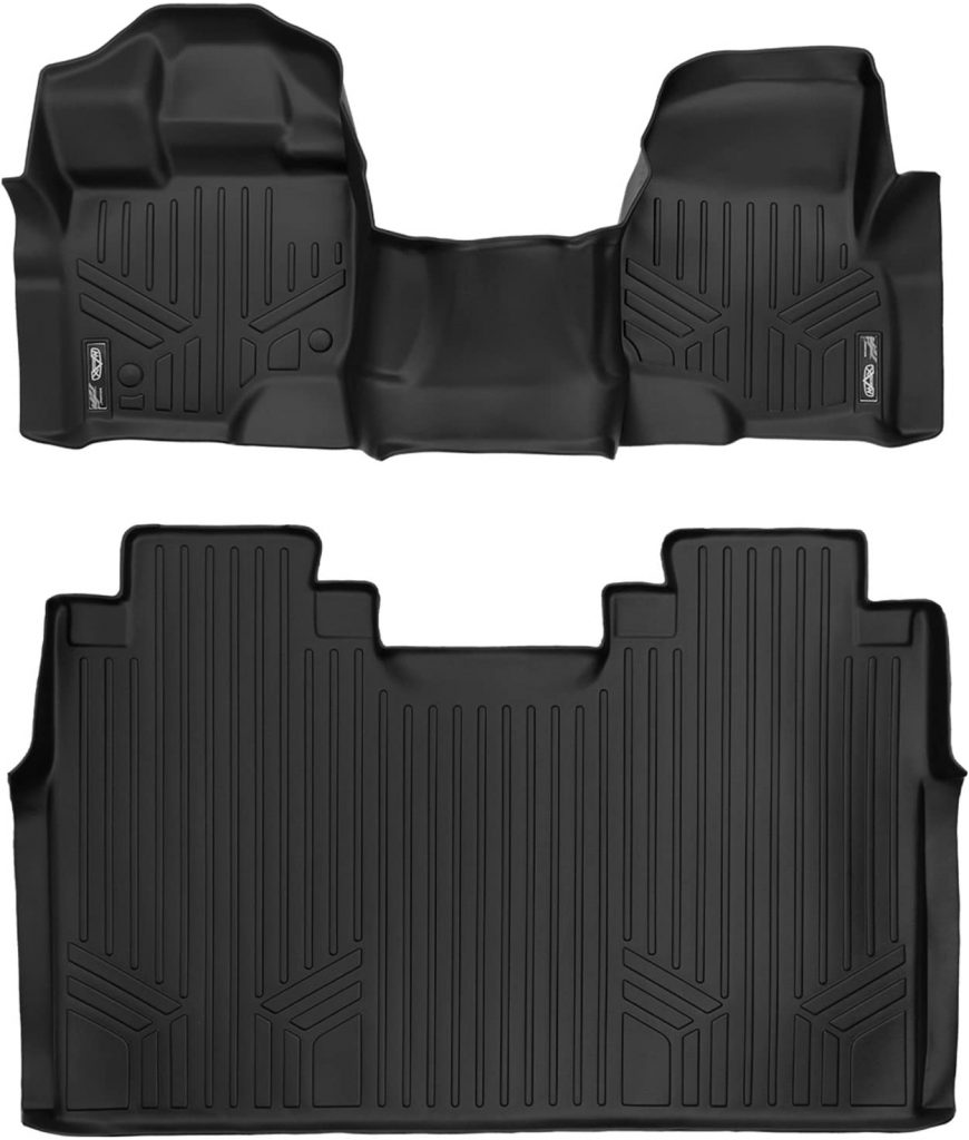 Best Floor Liners for Ford F150