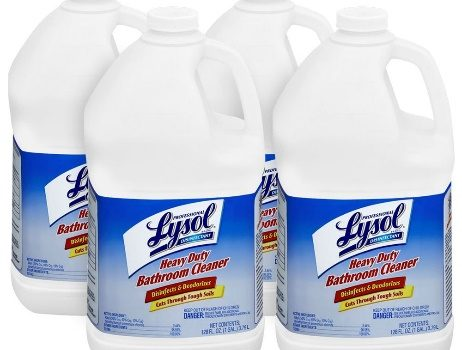 BEST DISINFECTANTS FOR CORONAVRIUS
