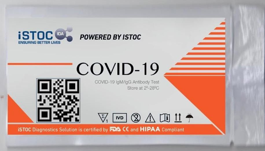 Innovative Healthcare Systems & Rapid Digital Test For COVID-19 In Pakistan