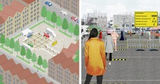 Shift Architecture Urbanism Creates COVID-19 Market Design