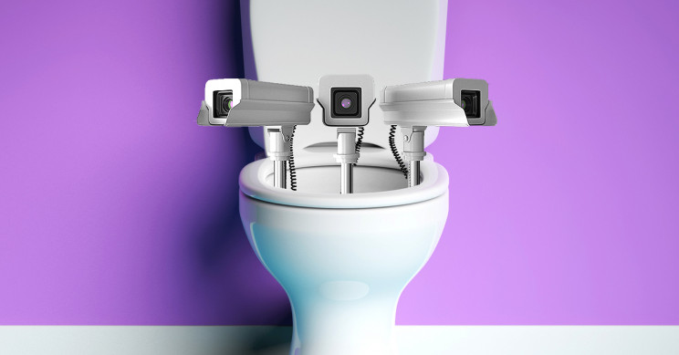 This Smart Toilet Recognizes You Using Your Butt