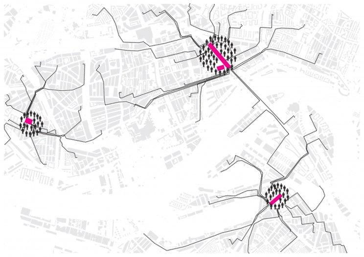Shift Architecture Urbanism Creates COVID-19 Market Design