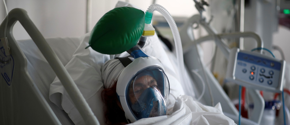 Grounded Planes Might Save Severe COVID-19 Patients From Death