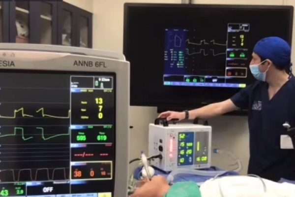 VITAL - A New And Efficient Ventilator For COVID-19 Patients By NASA
