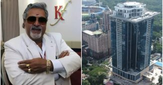 Vijay Mallya Builds His Own White House In Bangalore