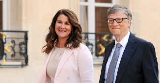 Bill And Melinda Gates Stocked Up On Food - Here's Why!