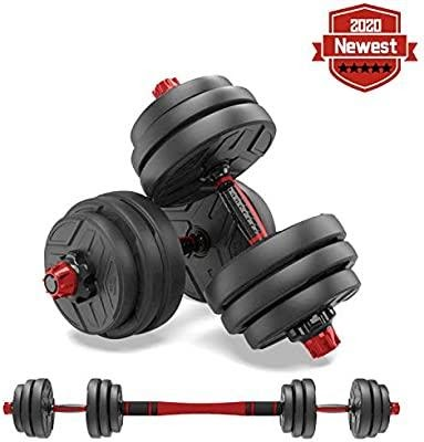 10 Best Dumbbells For Your Home