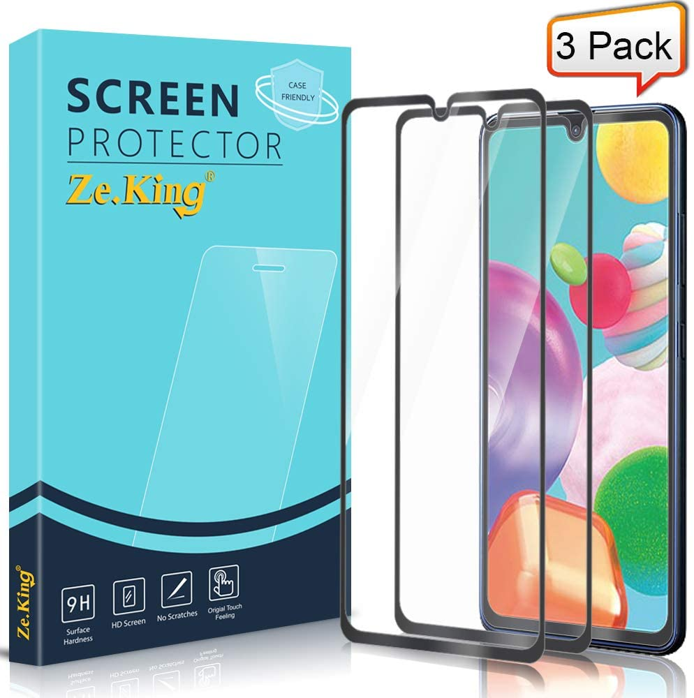 10 Best Screen Protectors For Samsung Galaxy A41