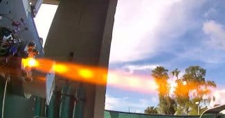 Rotating Detonation Rocket Engine Program Is A Success