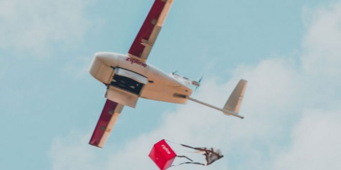Zipline Is Using Drones For COVID-19 Supplies Delivery