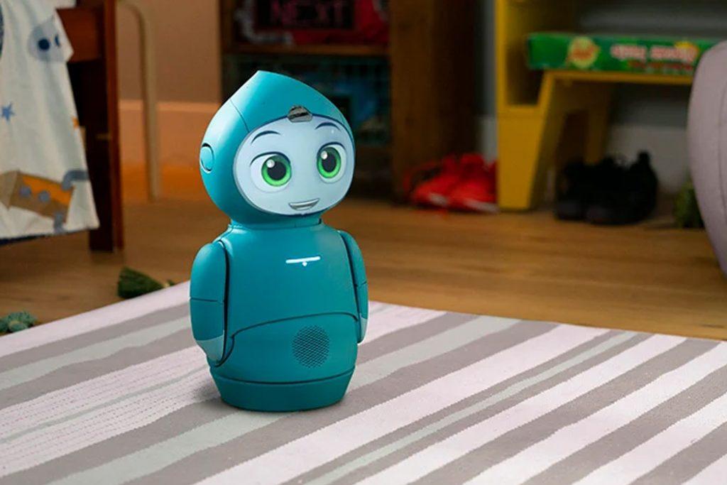 Meet Moxie – A $1,500 Robot That Will Teach Kids