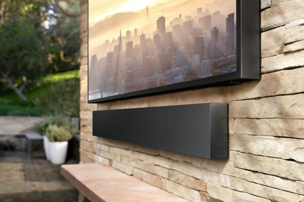 Samsung Launches Its New Lifestyle TV – The Terrace 4K QLED TV