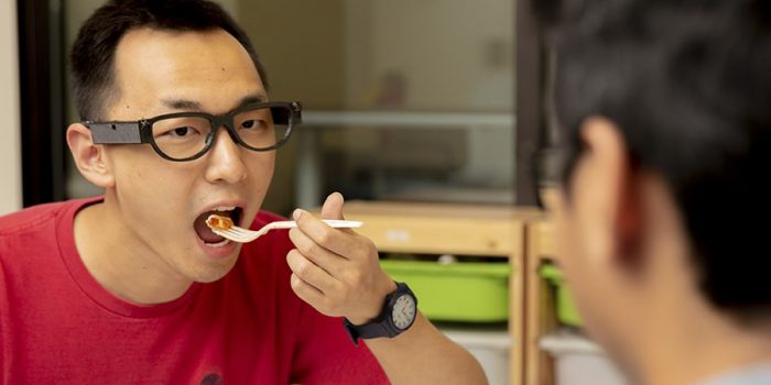 FitByte Glasses Can Help You Keep Your Diet Journal