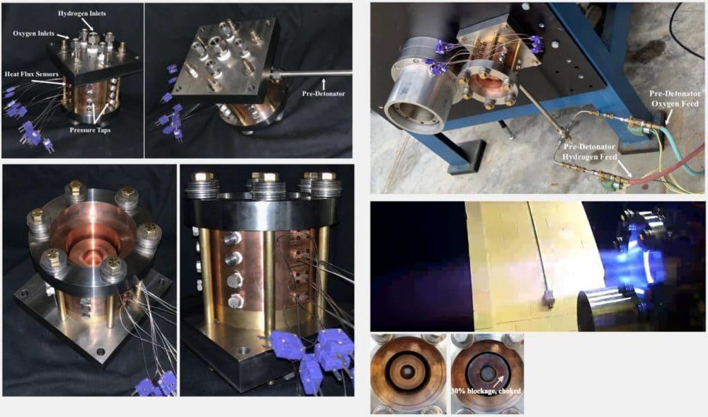 Rotating Detonation Rocket Engine Program Is A Success