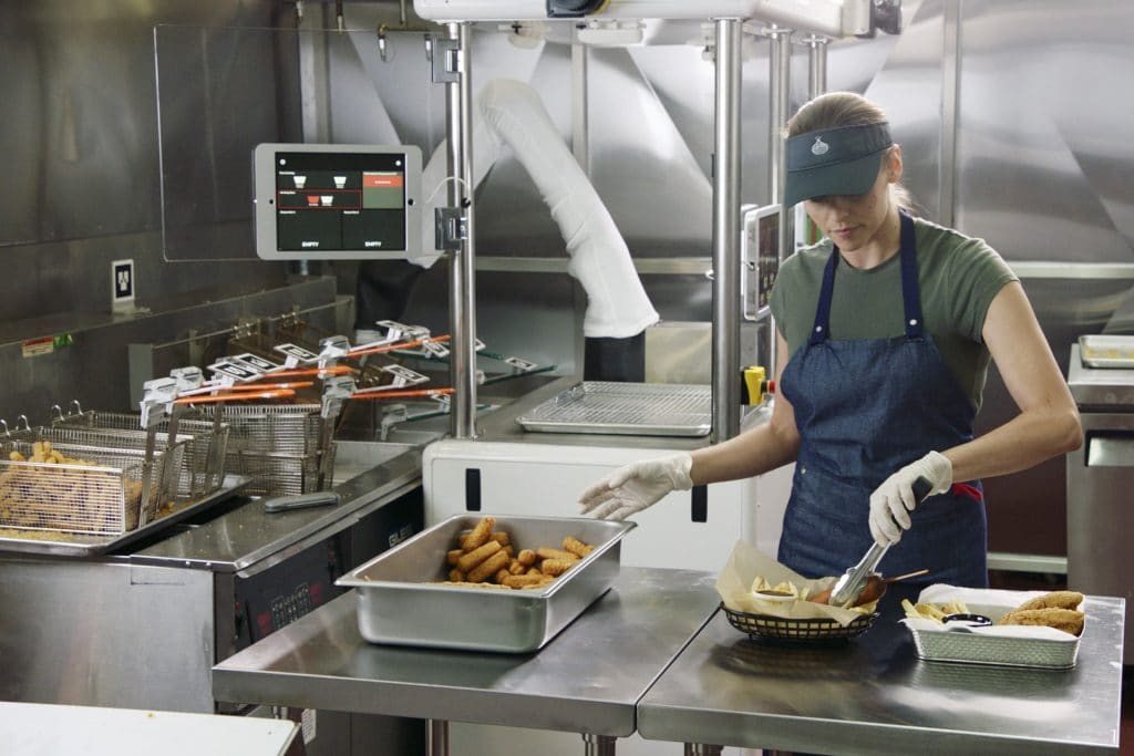 Miso Robotics Is Using AI Robots To Modernize The Kitchens