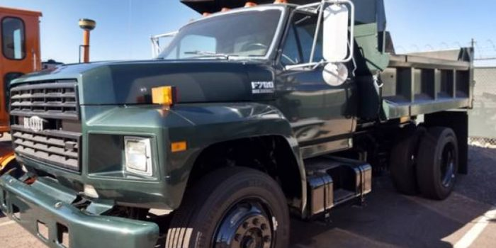 This Ford F700 Bullitt Mustang Is On Sale On Craiglist