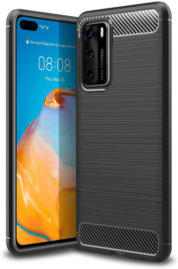 10 Best Cases For Huawei P40