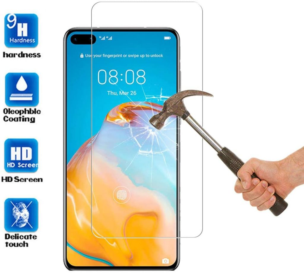 10 Best Screen Protectors For Huawei P40