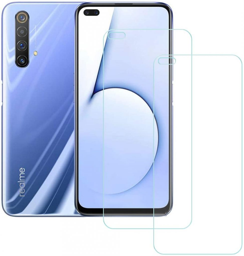 10 Best Screen Protectors For Realme X50