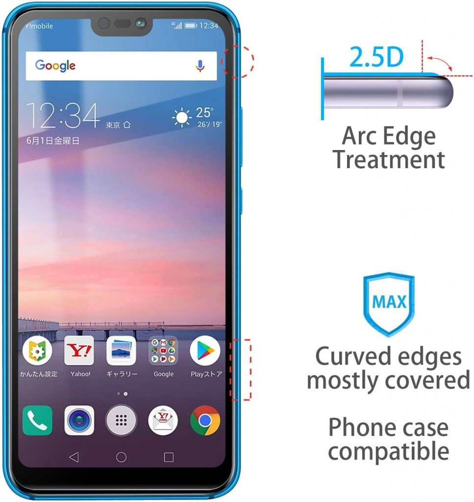 10 best screen protectors for Samsung Galaxy A2 Core
