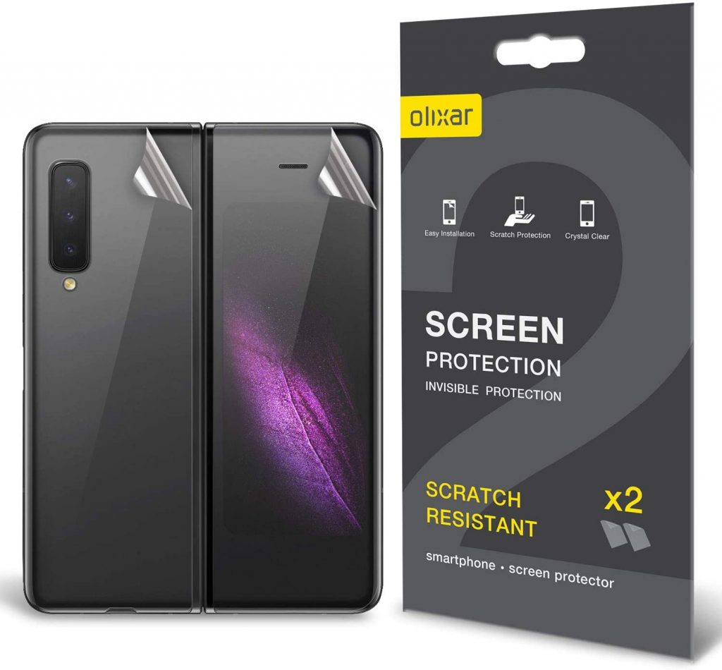 10 best screen protectors for Samsung Galaxy Fold