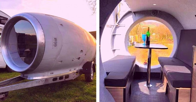 A Mechanic Transformed This 1967 Vicker VC10 Airliner Into A Caravan