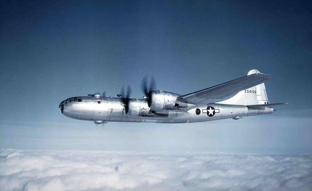 Boeing B-29 Superfortress And How The Russians Reverse Engineered It