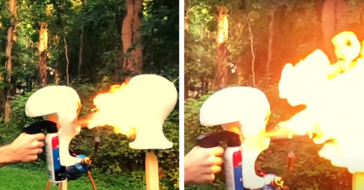 COVID-19 And Mask Effectiveness Experiment By Uncle Rob