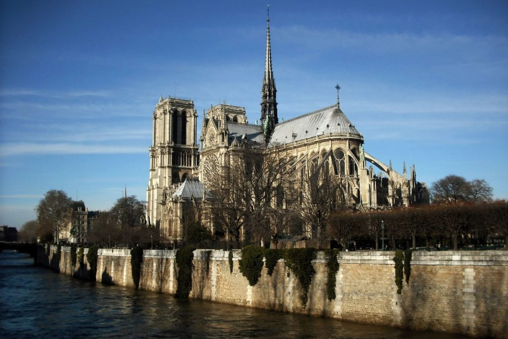 Notre Dame de Paris Cathedral Will Be Restored To Its Original State