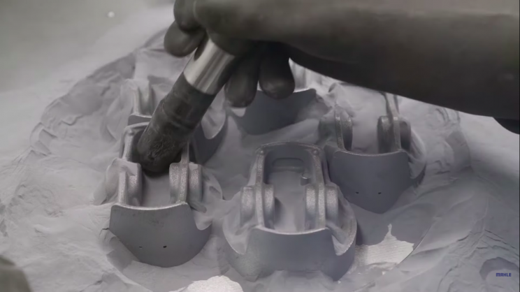 These 3D Printed Pistons Can Add 30 HP To A Classic Car!