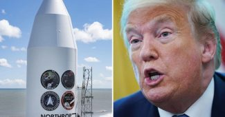 US Space Force Has Sent 4 Spy Satellites Into The Orbit