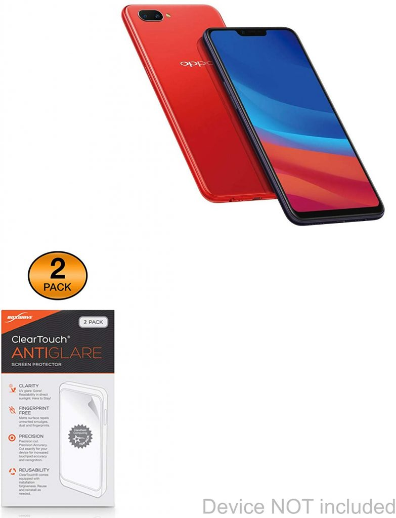 10 best screen protectors for Oppo A12E