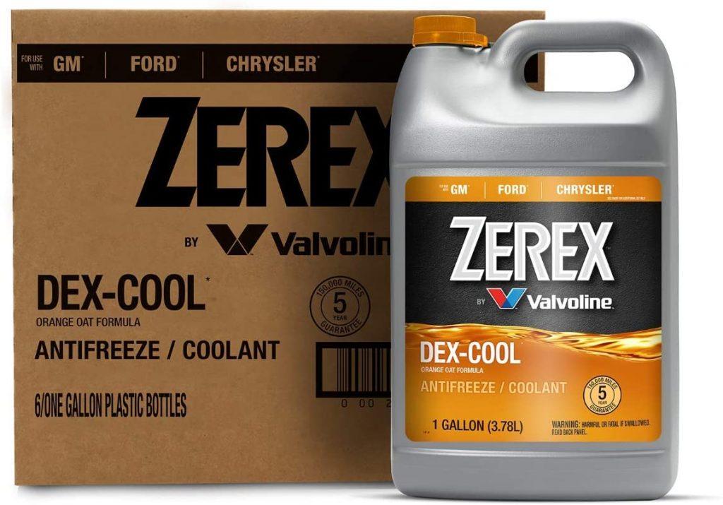 10 Best Antifreeze Coolants For Dodge Ram 1500 Pickup