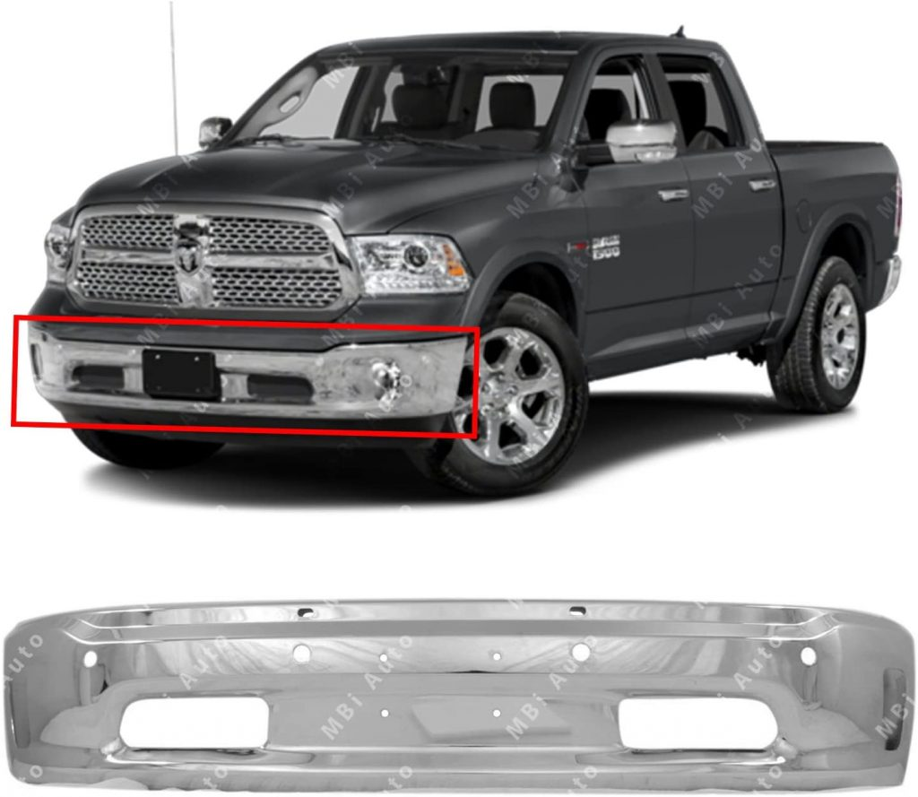10 Best Bumpers for Dodge Ram 1500 Pickup