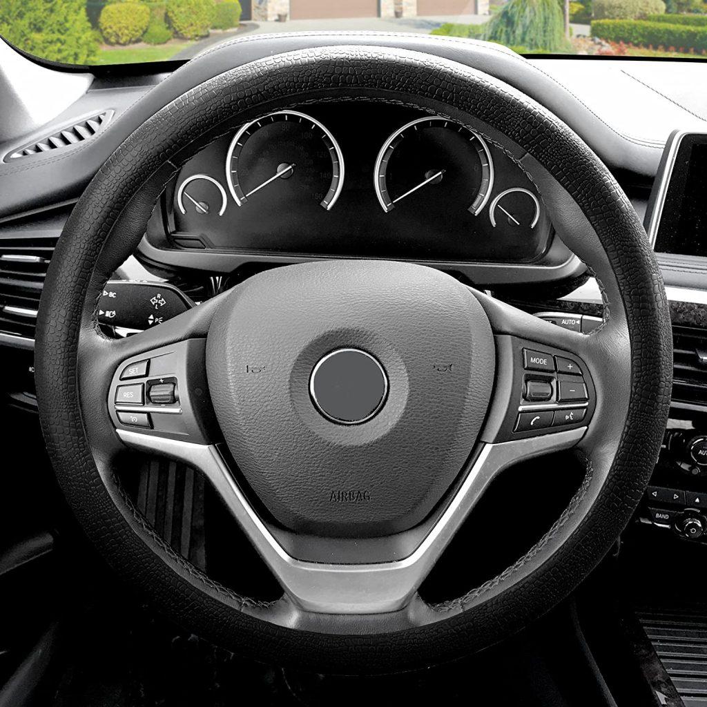 10 Best Steering Wheel Covers For Dodge Ram 1500 Pickup