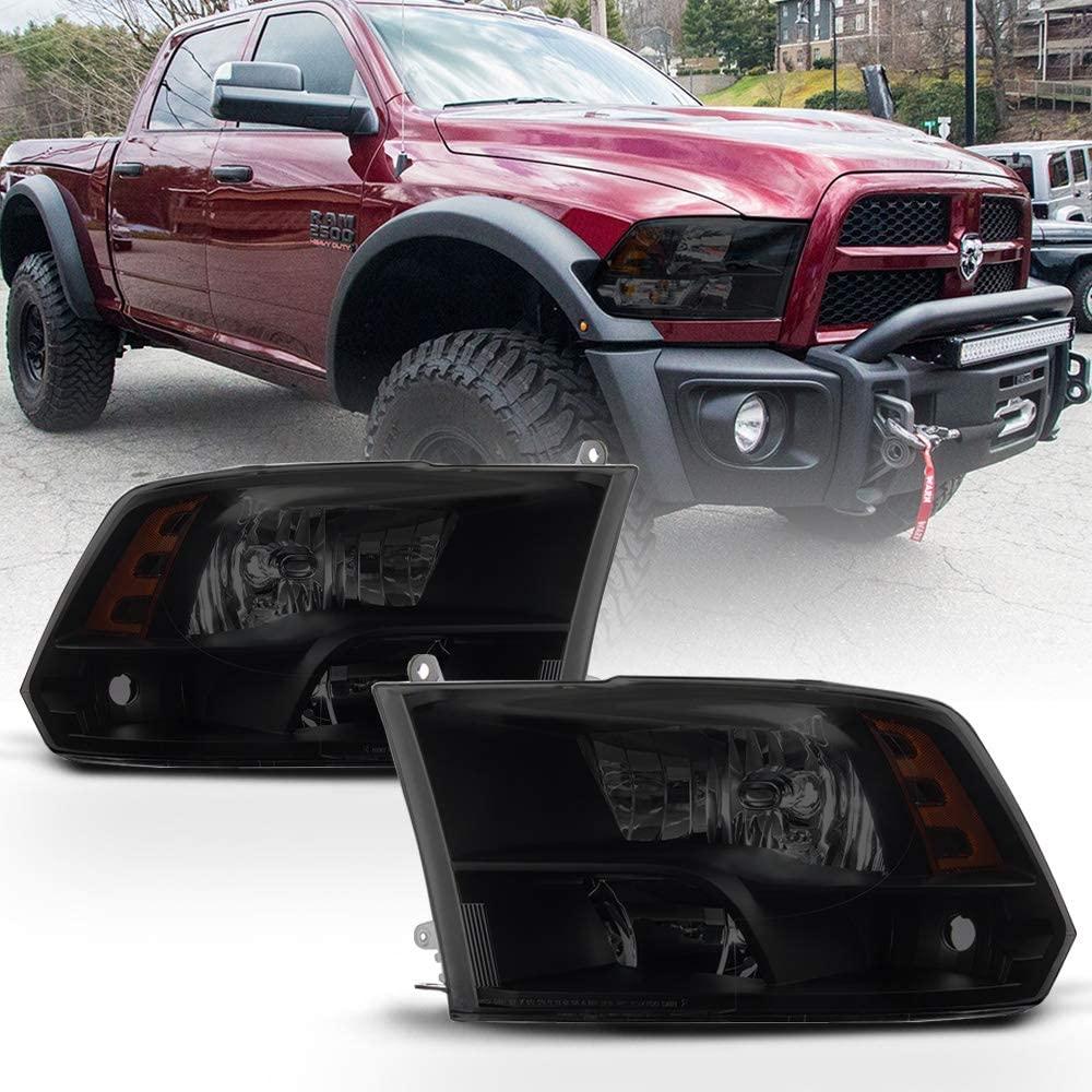 10 Best Headlights for Dodge Ram 1500 Pickup