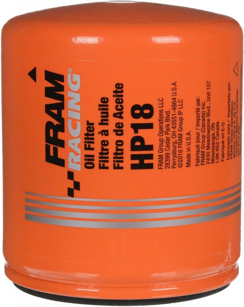 10 Best Oil Filters for Dodge Ram 1500 Pickup